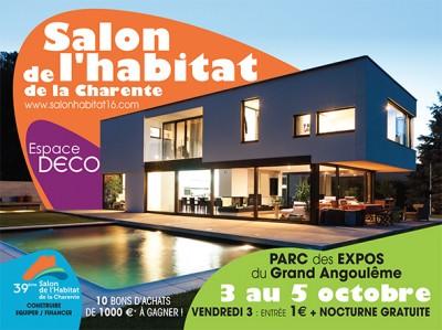 MAISON TRADITION au salon de l Habitat de la Charente – Octobre 2014