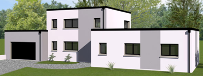 Maison Prestige P3 construction en Charente et Charente Maritime