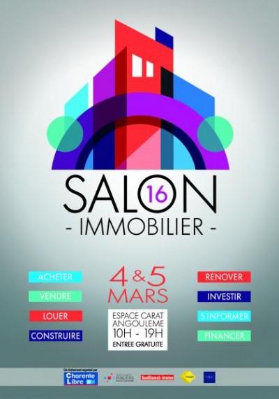 Salon de l'Immobilier 4 et 5 mars 2017