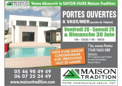 3 jours Portes Ouvertes à Royan/Vaux