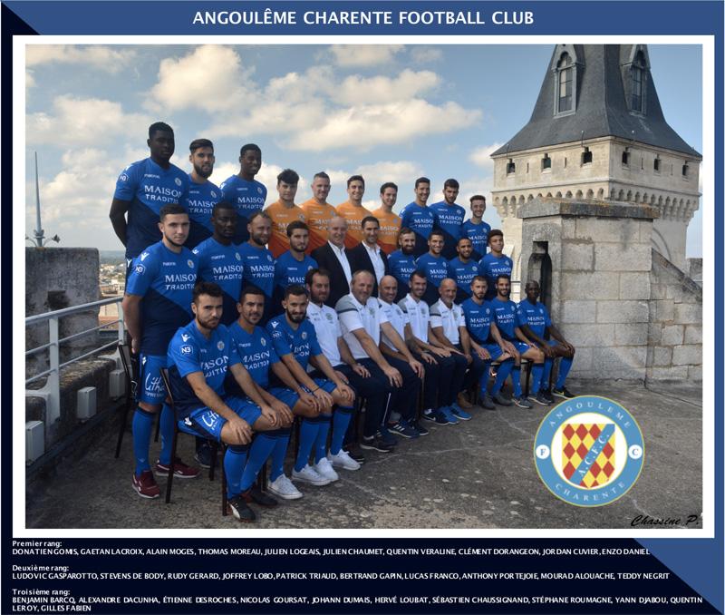 Maison Tradition partenaire de l'ACFC, 10 ans de fidélité au club Elite des 2 Charentes
