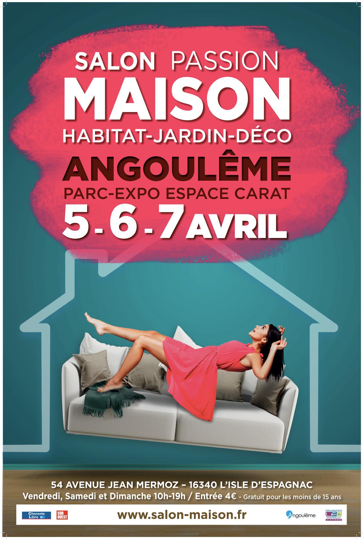 Salon Passion Angoulême Espace Carat – Une Toute Nouvelle Documentation Commerciale